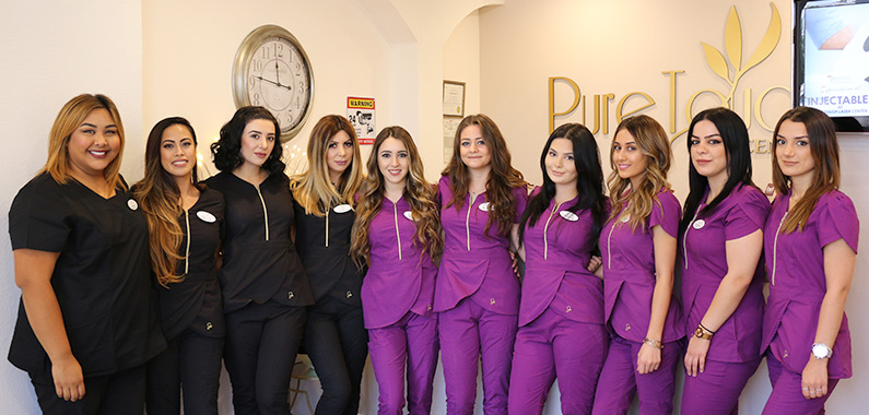 Pure Touch Laser Center Staff